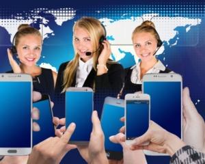 Język angielski w telefonicznym centrum obsługi klienta call centre