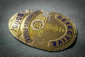 Język angielski w policji